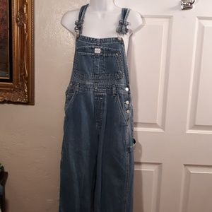 Calvin Klein Double Stone Washed Overall